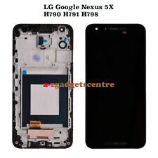 For LG Google Nexus 5X H790 H791 H798 LCD Display Touch Screen Frame Replacement