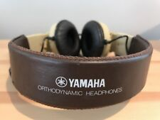 Vintage Yamaha Orthodynamic HP-50A Headphones