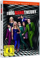 THE BIG BANG THEORY, Staffel 6 (3 DVDs) NEU+OVP
