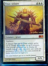 MAGIC  1 CARTE PROMO FOIL TITAN SOLAIRE