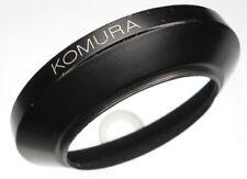 Komura 77mm Wide-Angle Metal Lens Hood  #1