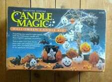 Distlefink Designs Candle Magic Halloween Candle Kit New Sealed 51808 Craft