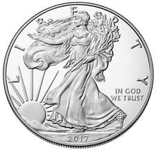 USA - 1 Dollar 2017 - Silver Eagle - West Point - 1 Oz. Silber PP