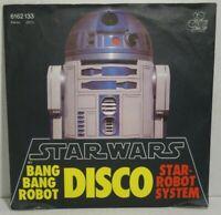 """BANG BANG ROBOT -Star Wars (Main Title) Disco = 7"""" Single, 20thCentury 1977"""