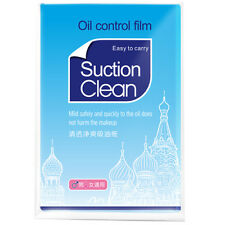 1 pack Clean and Clear Oil absorbing sheets Oil Control Film Blotting Paper F6