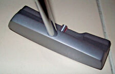 "LEFTY ""HEAVY"" PUTTER, HEEL TOE WEIGHTED DESIGN, 950 GRAM WEIGHT, BIG SOFTY GRIP"