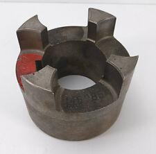KTR Rotex Kupplung 48/60 146085 außenØ 105 mm länge 80 mm Nut 18mm breit