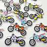 100pcs 2 Holes motorcycle Wooden Buttons Sewing and Scrapbook Accessories WB590