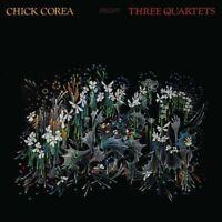 Chick Corea - Three Quartets [New Vinyl LP]