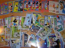 PANINI Micky Maus Sticker Story - 4 Sticker / Karten zum Aussuchen - Auswahl