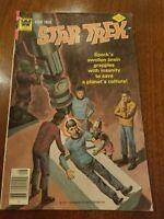 Star Trek #46 1977  Whitman vintage comic VG/FN