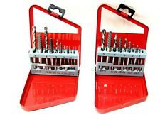 20pc Screw Extractor Right Hand | Left Hand  Drill Bit Set Easy Out Broken Bolt