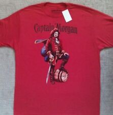 Captain Morgan T Shirt_ Size XL_ Officially Licensed Product _ New with tags