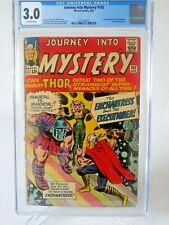 Journey Into Mystery #103 CGC 3.0 (1964)1st App The ENCHANTRESS Silver Age Loki!