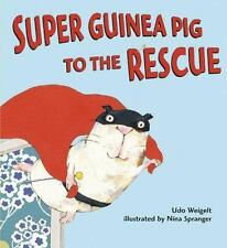 Super Guinea Pig to the Rescue-ExLibrary