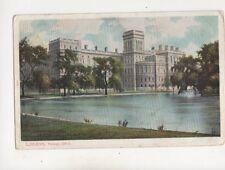 London Foreign Office 1905 Peacock Postcard 443b