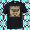 Creedence Clearwater Revival Logo Rock Band Black T-Shirt Size S M L XL 2XL 3XL
