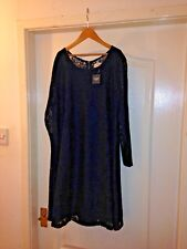 Abercrombie lace long sleeve dress, brand new with tags, women's size medium
