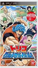 Used PSP Toriko Gourmet Survival  SONY PLAYSTATION JAPAN IMPORT