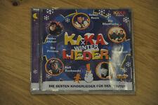 CD KIKA Winter Lieder Die besten Kinderlieder für den Winter