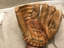 "Spalding USA 42-885 10.5"" Youth Baseball T-Ball Glove Right Hand Throw"