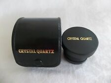 CRYSTAL QUARTZ SUPER WIDE AF 0.42X  MC LENS WITH CASE VERY NICE CONDITION