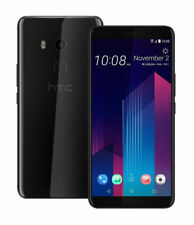 HTC U11 Plus - 128GB - Ceramic Black Smartphone
