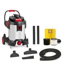 16-Gallon 6.5-HP Portable Wet/Dry SVX2 motor stainless steel Vacuum.