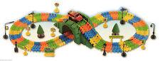 Kids Children's Flexible Track Car Toy Set Track Fun Play Game