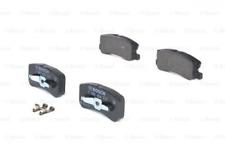Bremsbelagsatz, Scheibenbremse für Bremsanlage Hinterachse BOSCH 0 986 424 717
