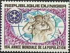 Timbre Niger 301 ** (31243)