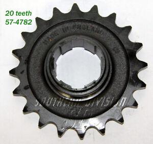 57-4782 20 teeth sprocket 5 speed Triumph T140 TR7 T150 T160 ritzel 5 gang getr.