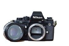 Nikon F3 35mm SLR Film Camera with 50mm f1.8 Lens