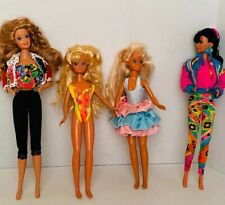 Vintage Barbie Barbie Dolls Lot of Four