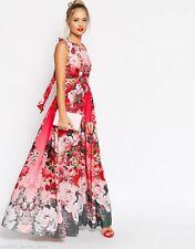 ASOS Cocktail Maxi Halterneck Dresses for Women