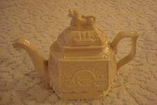 Royal Creamware-The Victoria & Albert TeaPot 0119/5000