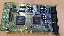 ISA Soundkarte (Soundblaster kompatibel) DOS Retro BTC1820 Mozart Yamaha Opl3