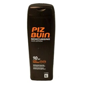Piz Buin Moisturising Sun Lotion SPF 10 Low Protection 200ml
