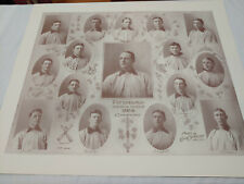 1904 Pittsburgh Pirates NL Champions Limited Edition Carl Horner #ed Litho