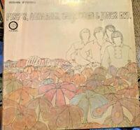 THE MONKEES - Pisces, Aquarius, Capricorn & Jones vinyl lp NEAR MINT cos104-1967