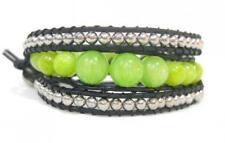 Messing Modeschmuck-Armbänder für Damen-Perlen
