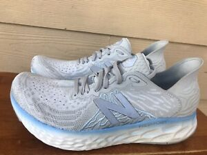 New Balance W1080G10 Women's Fresh Foam Grey Athletic Running Shoes Size 10