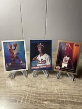 Michael Jordan Basketball/Baseball Lot Chicago White Sox Rated Rookie