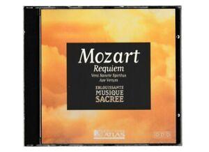 CD Album MOZART Requiem Edition Atlas année 1995