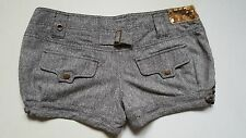 AP17 Women Papaya Brown Shorts Size 12 Hot Pants Summer Shorts Womens Shorts