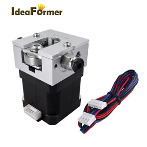 3D Printer Bulldog Extruder Feeder device With motor for 1.75/3.00mm filament.