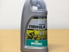 Motorex Formula 4T  10W/40 teilsynth 4Taktöl 1 Liter