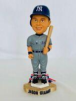 New York Yankees MLB JASON GIAMBI Bobble Head Numbered Limited Edition