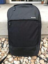 "Incase Icon Laptop Macbook Pro Backpack 13"" 15"" Black Computer Bag Case"