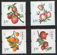 CHINA 2014-15 Fruit Stamp 水果